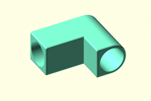 2-way angled spar