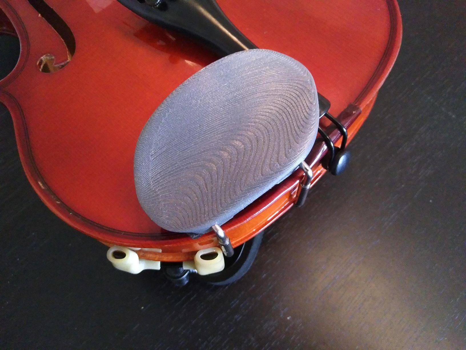 violin chin rest